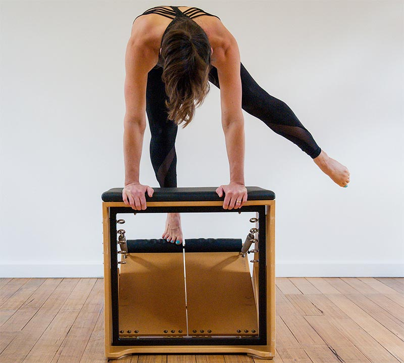 pilates equipment class