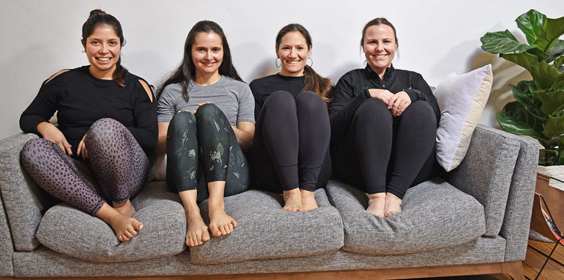 camberwell pilates team photo victoria 1